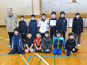 2013年02月11日県小学生団体戦